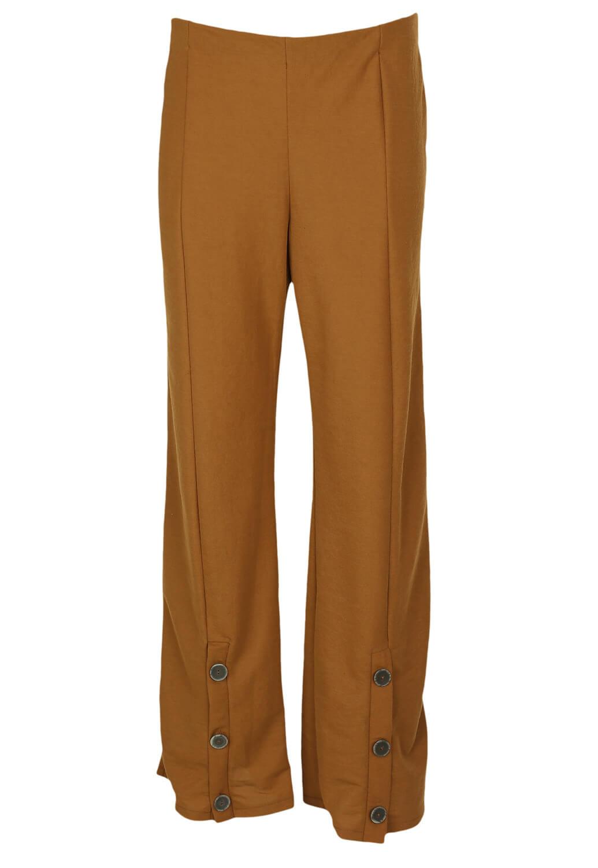 Pantaloni ZARA Carrie Brown