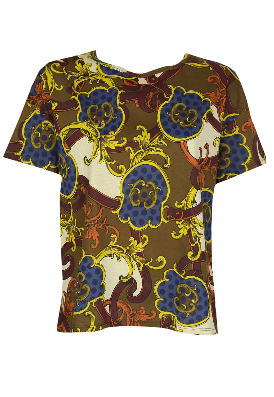 Tricou Zara Victoria Colors