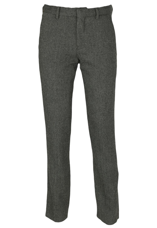 Pantaloni de stofa New Look Josh Dark Grey