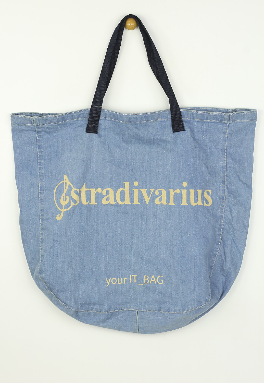 Geanta Stradivarius Sally Light Blue