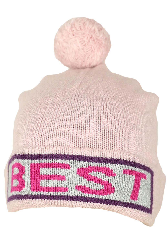 Caciula ZARA Beatrice Light Pink