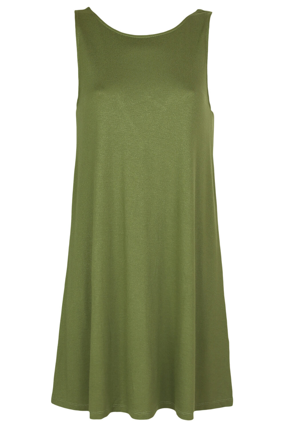 Rochie Pull And Bear Donna Dark Green