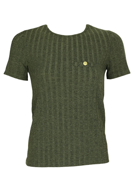 Tricou Zara Nikky Dark Green