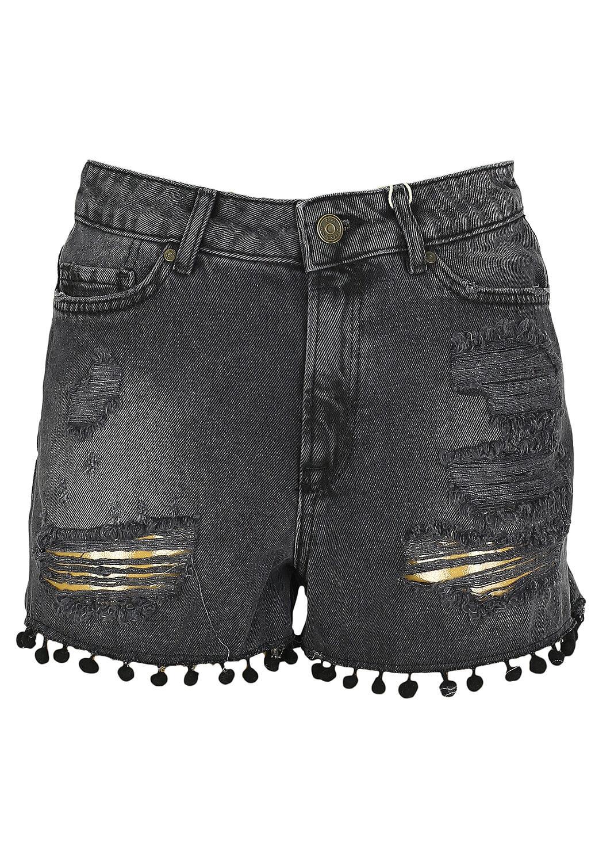 Pantaloni scurti ZARA Taya Dark Grey