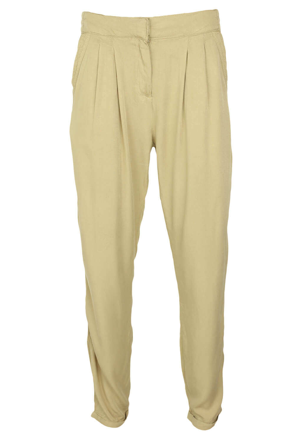 Pantaloni Reserved Samantha Light Beige