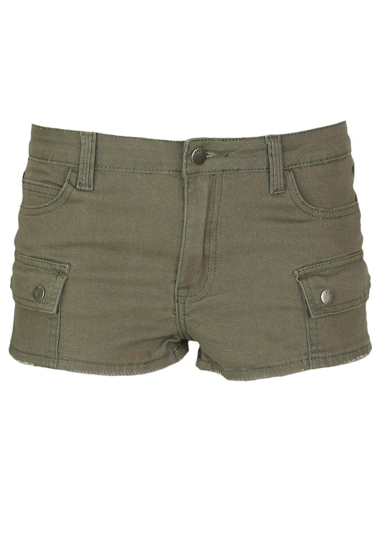 Pantaloni scurti Cropp Dahlia Brown