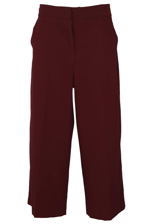 Pantaloni Reserved Hailey Dark Purple