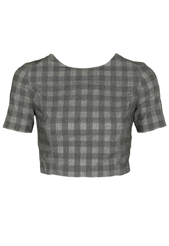 Tricou Vero Moda Julia Grey