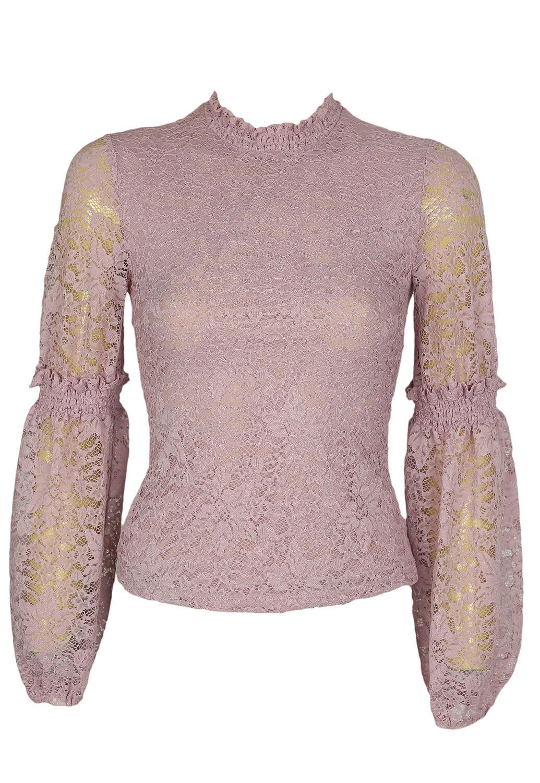 Bluza Vero Moda Elle Light Purple