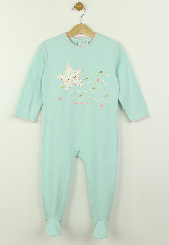 Pijama Kiabi Enna Light Blue