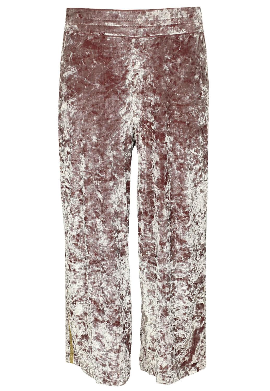 Pantaloni Pull and Bear Loreen Light Pink