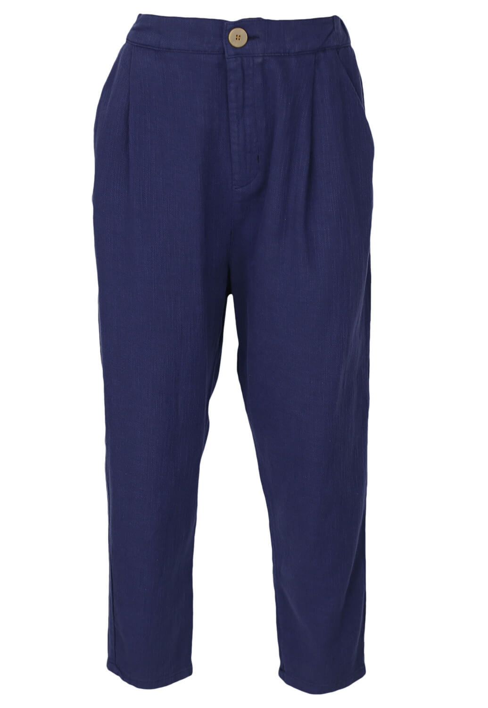 Pantaloni ZARA Shirley Dark Blue