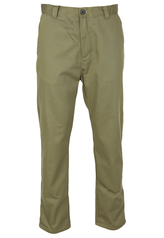 Pantaloni ZARA Luigi Dark Green