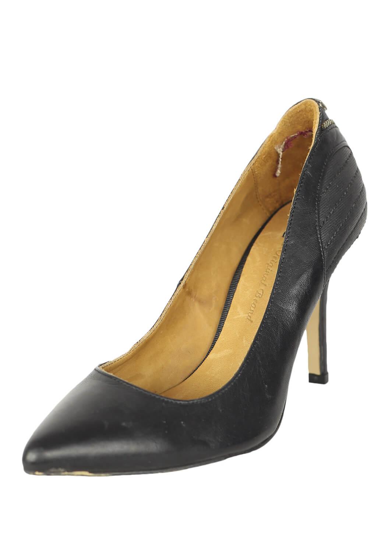 Pantofi piele Salsa Zoe Black