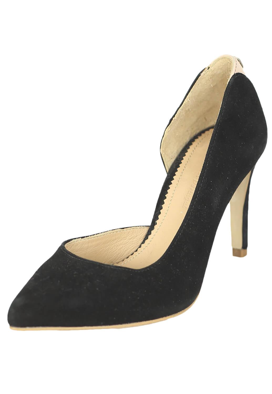 Pantofi piele Salsa Wendy Black