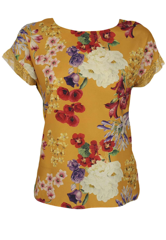Tricou Orsay Olivia Colors