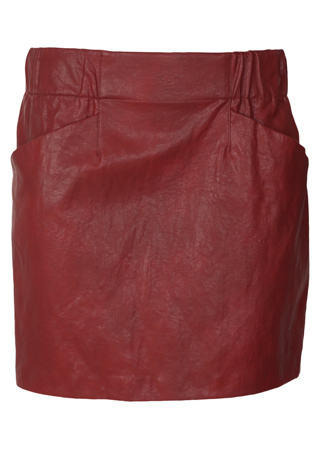 Fusta ZARA Elsa Dark Red