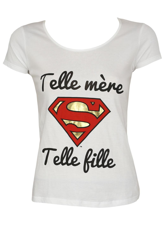 Tricou Kiabi Supergirl Colors