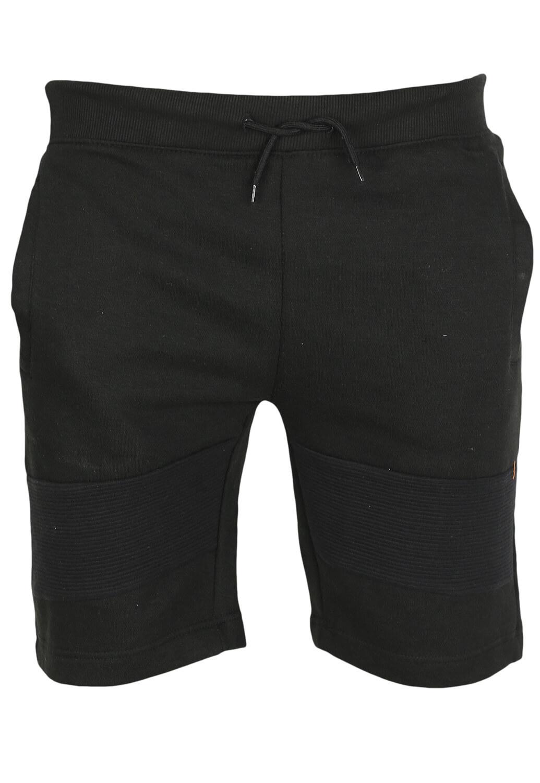 Pantaloni scurti Hopenlife Johan Black