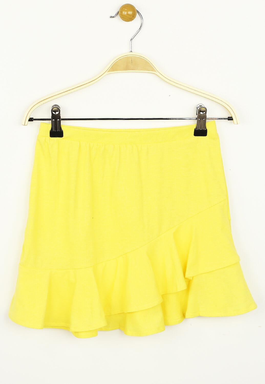 Fusta Kiabi Julia Yellow