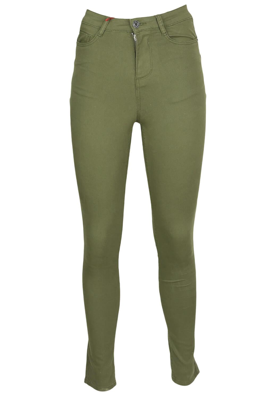 Pantaloni Jennyfer Cassie Dark Green