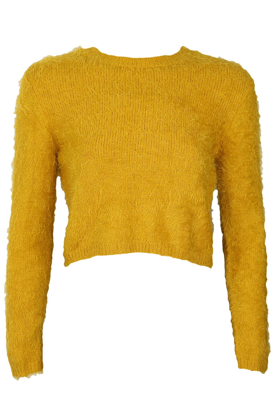 Bluza Jennyfer Erin Dark Yellow