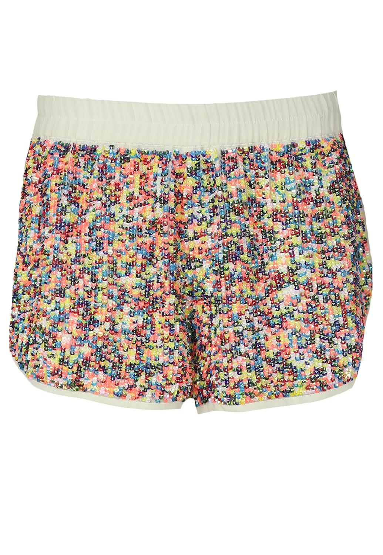 Pantaloni scurti Glamorous Alexandra Colors
