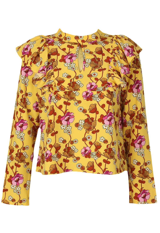 Bluza Glamorous Floral Colors