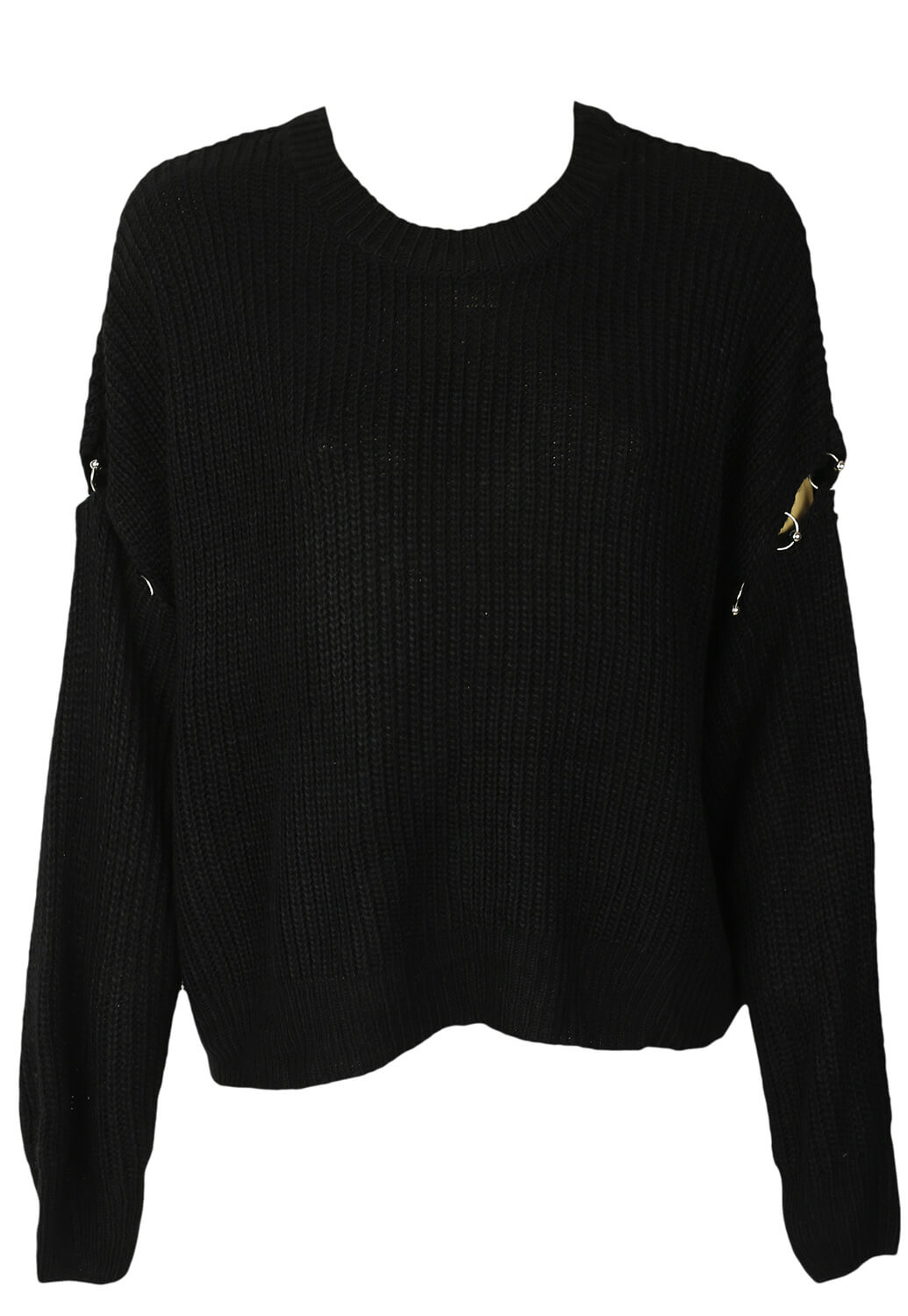 Pulover Pull and Bear Olivia Black
