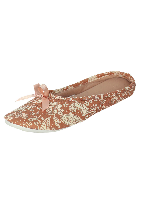 Papuci de casa MO Janna Dark Pink