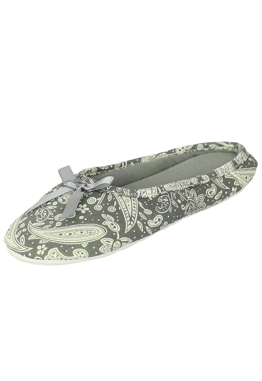 Papuci de casa MO Roberta Grey