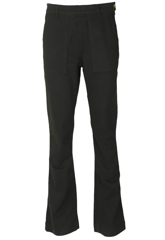 Pantaloni MO Lois Black