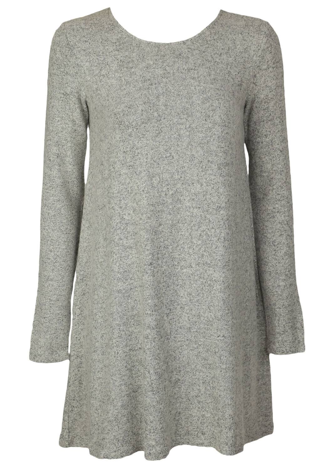 Rochie Stradivarius Elle Light Grey