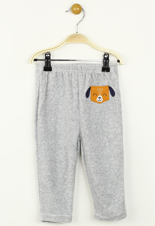 Pijama Petit Beguin Bobby Light Grey