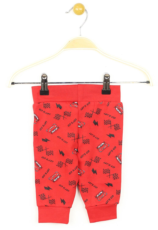 Pantaloni Disney Cars Red