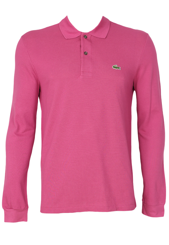 Bluza Lacoste Eric Dark Pink