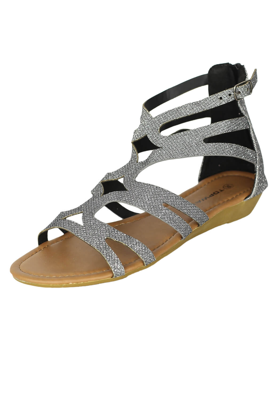 Sandale Topway Wendy Silver