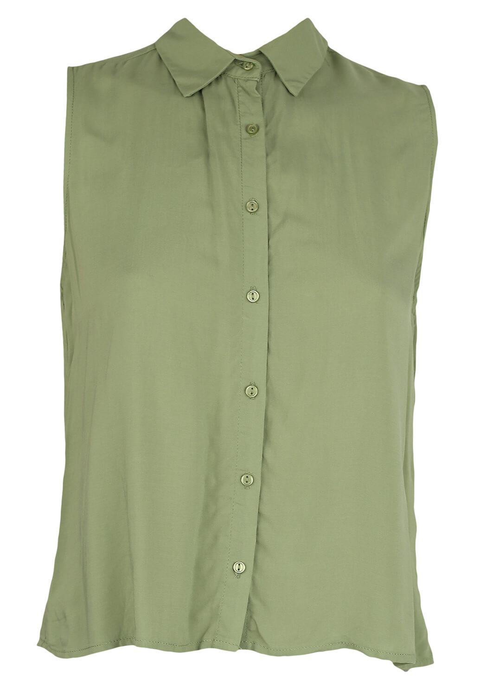 Camasa Pull and Bear Taya Dark Green