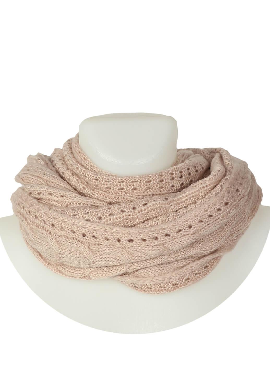 Fular Orsay Laura Light Pink