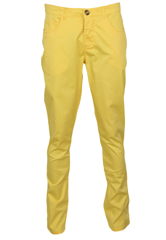 Pantaloni Kiabi Albert Yellow