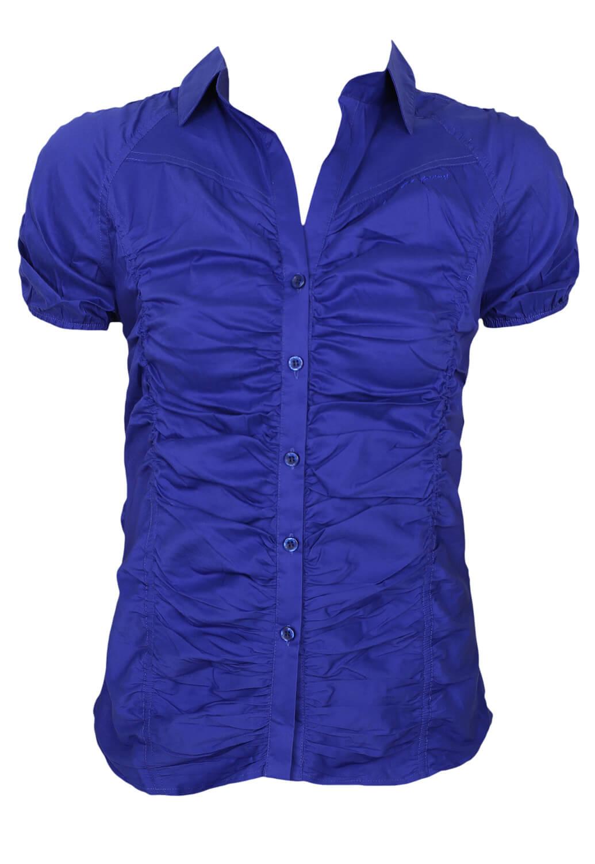 Camasa Made for Loving Dahlia Dark Blue