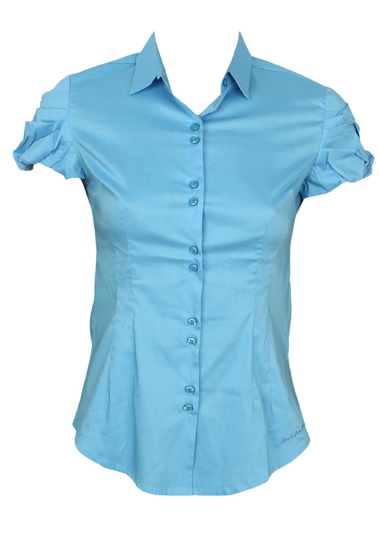 Camasa Made for Loving Donatella Light Blue