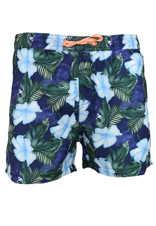 Pantaloni scurti de baie Lentiggini Hermann Colors