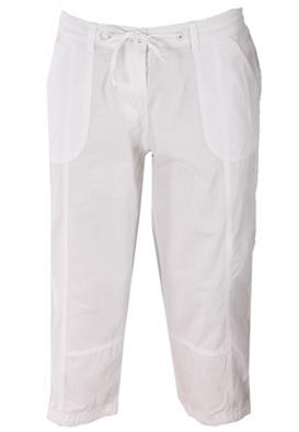 PANTALONI PEACOCKS BAGGY WHITE