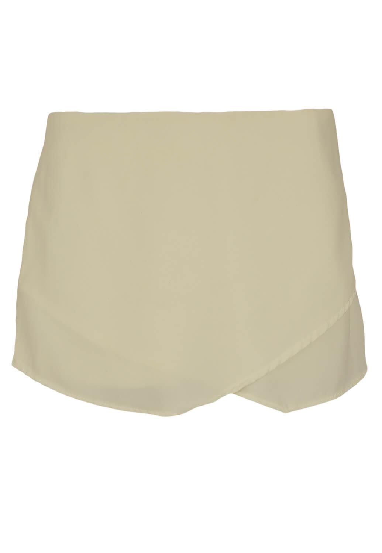 Pantaloni scurti Glamorous Shine White thumbnail