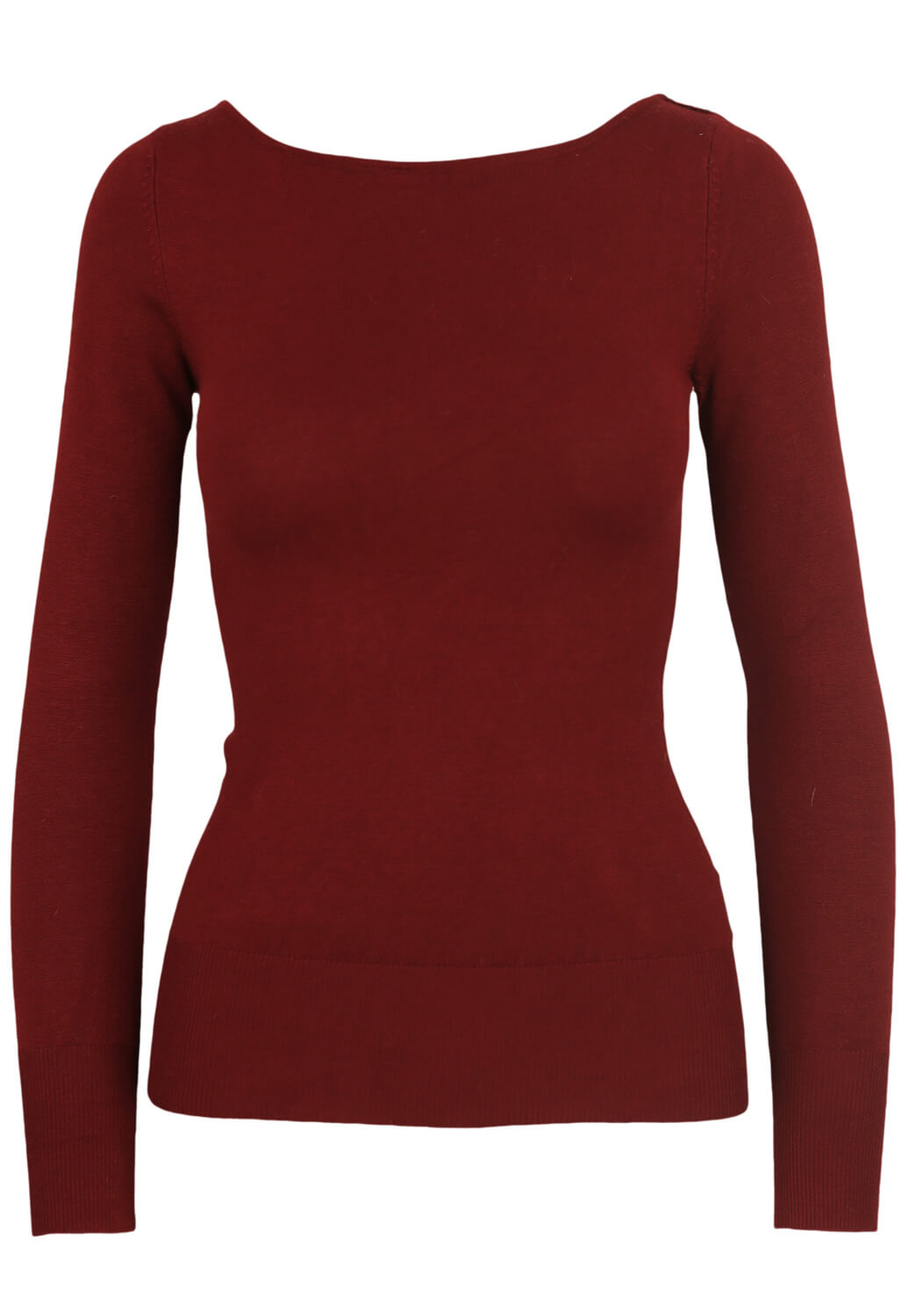 Bluza Grain de Malice Jane Dark Red thumbnail