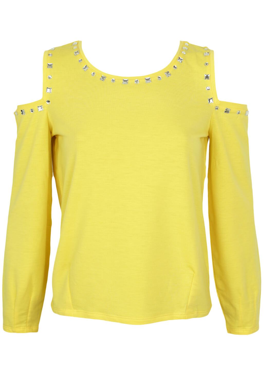 Bluza Cache Cache Laura Yellow thumbnail
