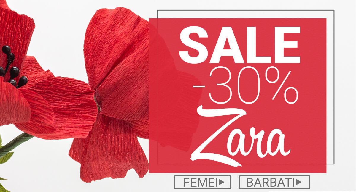 SALE Haine Zara pentru Femei